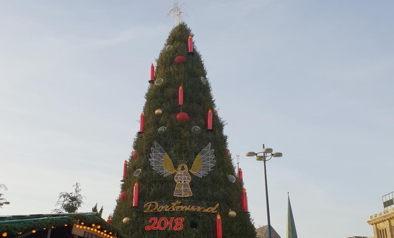 Dortmunder Weihnachtsmarkt Stände.Die Klassen 9 Besuchen Den Weihnachtsmarkt In Dortmund Gustav